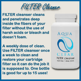 AquaClear Filter Cleaner